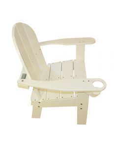Side of the Everondack® Poolside Chair - LG 504 White